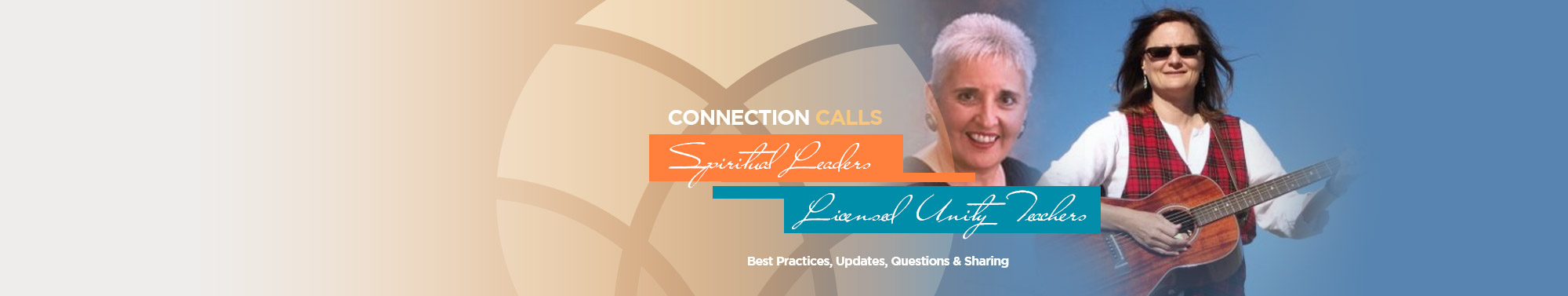 Connection Calls for Spiritual Leaders and LUTS