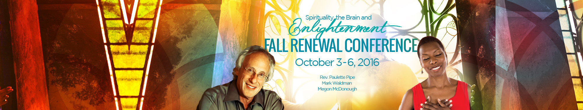 2016 Fall Renewal Conference